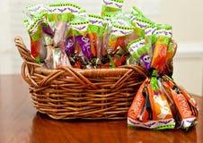 Halloweenowy cukierek Obrazy Stock