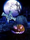 Halloweenowy czas Zdjęcia Stock