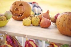 Halloweenowy czas zdjęcie stock
