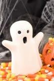 Halloweenowy duch Obraz Stock