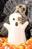 Halloweenowy duch Fotografia Stock
