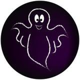 Halloweenowy duch ilustracja wektor