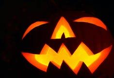Halloweenowy Dyniowy lampion Zdjęcie Stock