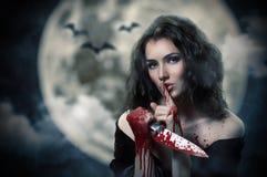 Halloweenowy dzień Fotografia Royalty Free
