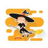 Halloweenowy guślarstwo Zdjęcia Royalty Free
