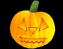 Halloweenowy Jack O Lampionu Tło Zdjęcie Stock