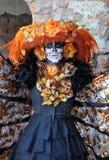 Halloweenowy kostium zdjęcie royalty free
