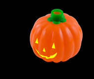 Halloweenowy Lampion Obraz Royalty Free