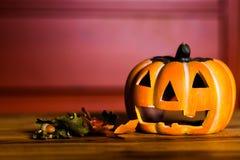Halloweenowy materiał Fotografia Stock