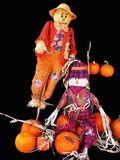 Halloweenowy materiał Fotografia Royalty Free