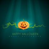 Halloweenowy projekt Fotografia Stock