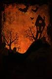 Halloweenowy projekt Obrazy Stock