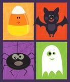 Halloweenowy projekt Obraz Royalty Free