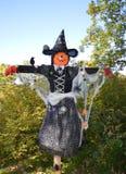 Halloweenowy Scarewitch Zdjęcia Royalty Free