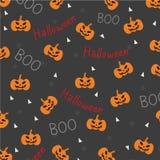 Halloweenowy tło 02 royalty ilustracja