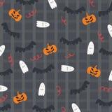 Halloweenowy tło 03 Obrazy Royalty Free