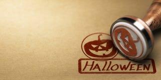 Halloweenowy tło wizerunek zdjęcia royalty free