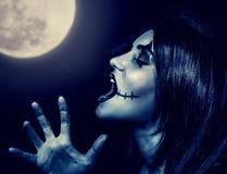 Halloweenowy wakacyjny pojęcie Obraz Stock
