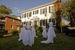 Halloweenowy wystrój Obraz Stock