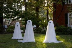 Halloweenowy wystrój Zdjęcia Royalty Free