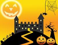 Halloweens night Royalty Free Stock Photo