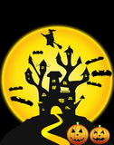 Halloweens night Royalty Free Stock Photos
