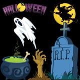 hallowen例证 图库摄影
