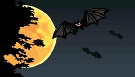 Hallowen Иллюстрация штока