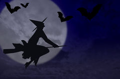 Hallowen background Royalty Free Stock Image