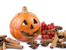 Hallowen decoration Stock Image