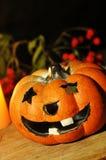 Hallowen pumpkin Stock Photos