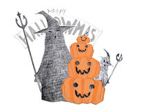 Hallowmas Royalty Free Stock Photo