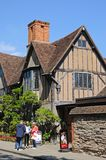 Halls Croft, Stratford-upon-Avon. Royalty Free Stock Images