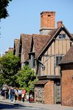 Halls Croft, Stratford-upon-Avon. Stock Images