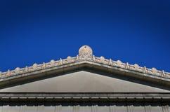 Halls de justice Photographie stock
