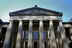 Halls de justice Image libre de droits