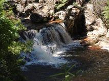 Halls Falls, Pyengana, Tasmania Stock Photos