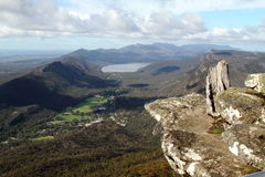 Boroka Lookout - Grampians - Halls Gap, AU Royalty Free Stock Images