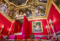 In the halls of Versailles Royalty Free Stock Photos