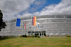Halls of Westphalia - Dortmund Royalty Free Stock Image