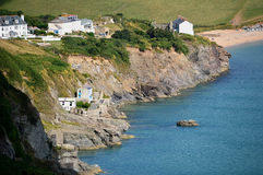 Hallsands and Beesands Devon royalty free stock photography