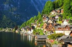 Hallstadt, Austria Stock Images