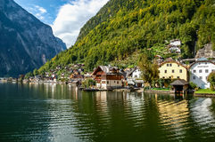 Hallstatt Royalty Free Stock Photos