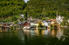 Hallstatt Royalty Free Stock Image