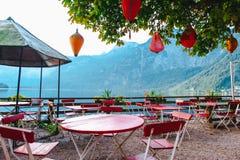 Hallstat Αυστρία Στοκ φωτογραφίες με δικαίωμα ελεύθερης χρήσης