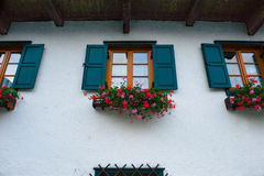 Hallstat Austria Alps obraz stock