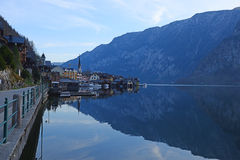 Hallstat Royalty Free Stock Image