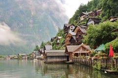 Hallstatt, Áustria Imagens de Stock Royalty Free