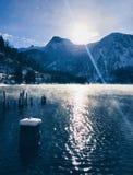Hallstatt, Áustria Imagem de Stock Royalty Free