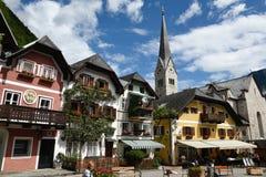 Hallstatt, Österreich Lizenzfreie Stockfotografie